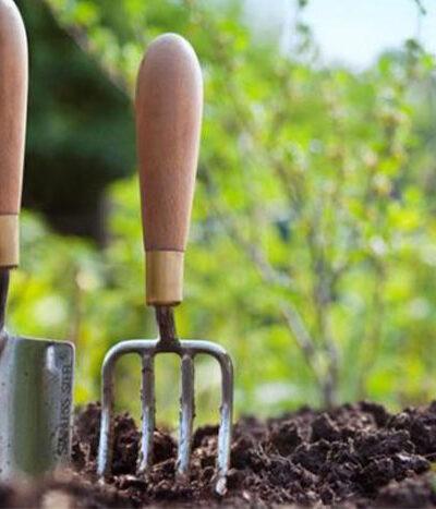 تجهیزات باغبانی مدرن